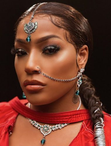 Stefflon Don Releases Gorgeous New Pictures