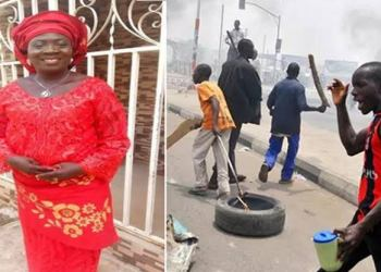 APC Condemns Death Of PDP Women Leader Burnt To Death By Thugs