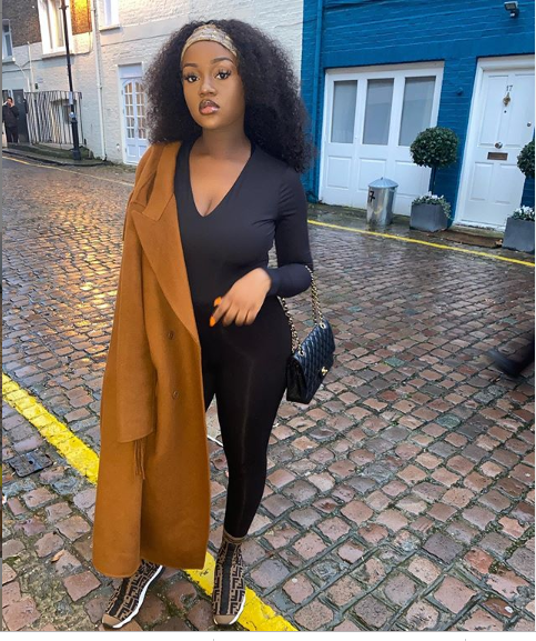 Chioma Shares The Exact Moment She Got Pregnant With Davido's Baby