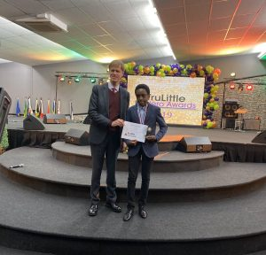 , 12-Year-Old Nigerian Boy, Chika Ofili, Bags Award In UK For New Discovery In Mathematics, All 9ja