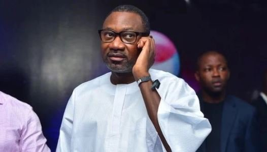 Femi Otedola Celebrates Mom At 88
