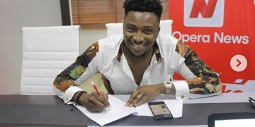 Sir Dee Signs Endorsement Deal With Opera News