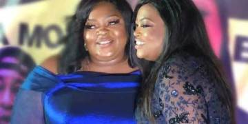 Eniola Badmus Hangs Out With Funke Akindele In Dubai Hotel (Video)