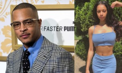 I Make Doctors Check My Daughter's Hymen Yearly To Ensure She Is A Virgin: T.I