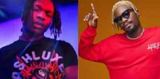 controversial singer, Nairamarly and Ycee