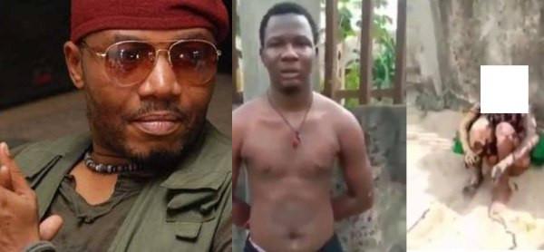 Ernest Obi, Murderer