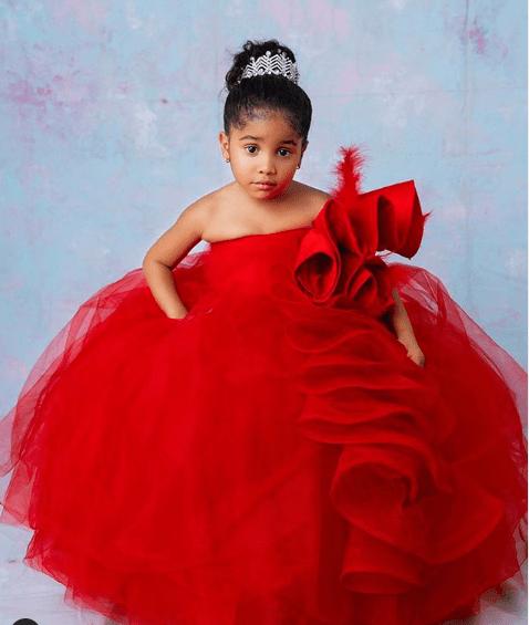 Anita Joseph daughter