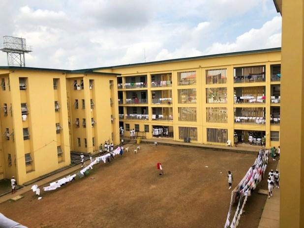 NYSC Camp Lagos hostel