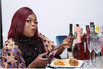 Funke Akindele Becomes First Nollywood Act To Hit 10m Instagram Followers (Picture)