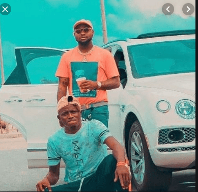 Davido Surprises His Personal Assistant With Expensive Christmas Gift (Video)
