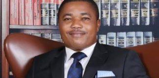 Lawyer to Indigenous People of Biafra (IPOB), Ifeanyi Ejiofor