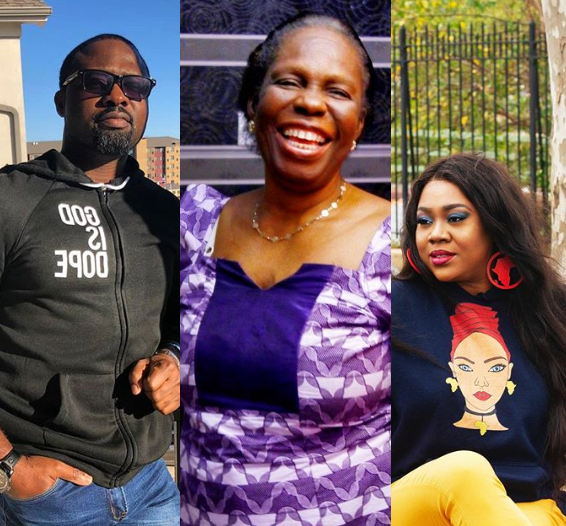 Nollywood Actress Stella Damasus Loses Mother-In-Law