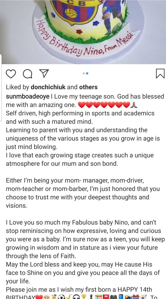 Sumbo Adeoye's post