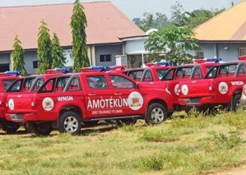 Some Celebrities Have Been Paid N4m To Discredit Amotekun On Social Media: Nollywood Actor