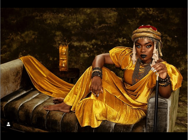 BBNaija's Bisola Celebrates 34th Birthday (Images)