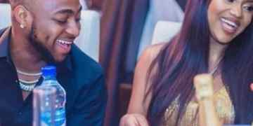 Davido Reveals Chioma's New Name On His Phone