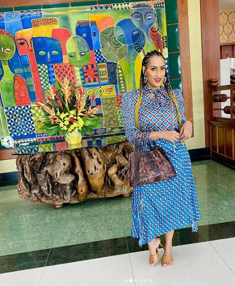 I Do Not Mean Most Of The Things I Say – Juliet Ibrahim Tell Bloggers