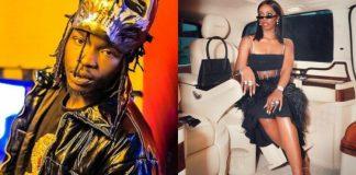 Naira Marley and Tiwa Savage