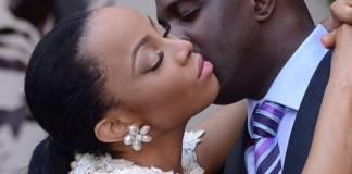 Toke Makinwa and Maje Ayida