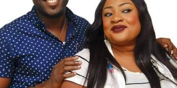 Actress Foluke Daramola And Husband Celebrate 7th-Year Wedding Anniversary