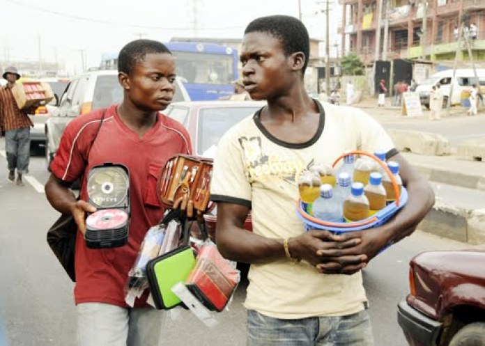 Lagos State Hawkers