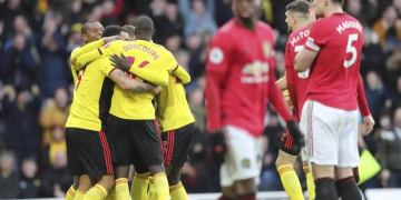Manchester United In Deep Water After Defeat To Watford