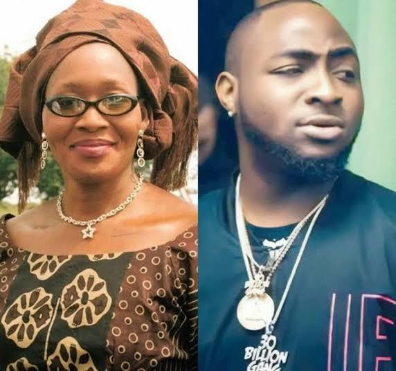 Kemi Olunloyo Says 'Davido Has A Secret Wife Since 2017'