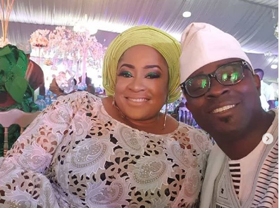 Actress Foluke Daramola Breaks Silence Over Rumour Of Crashed Marriage