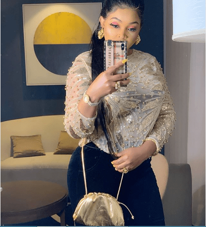 Outrage As Mercy Aigbe Advices Single Ladies Dating Married Men (Video)