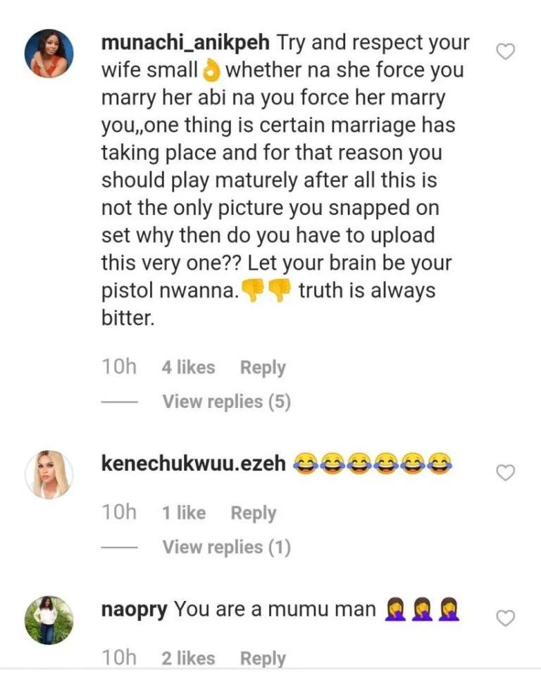Nigerians's reactions