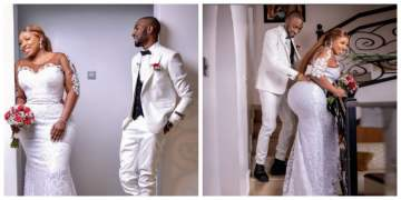 Anita Joseph Shares Official Photos From Her Wedding With MC Fish