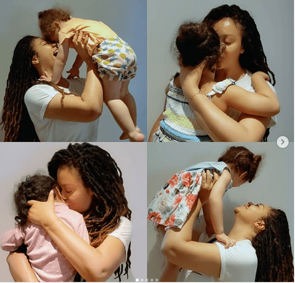 Valentine: Nothing Beats Being A Mother – Nadia Buari