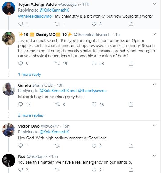 Web user's reactions