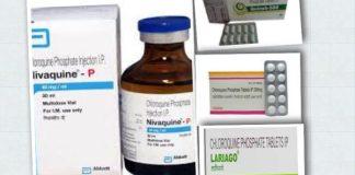 Chloroquine cures coronavirus