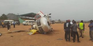 VP Osinbajo survives helicopter crash