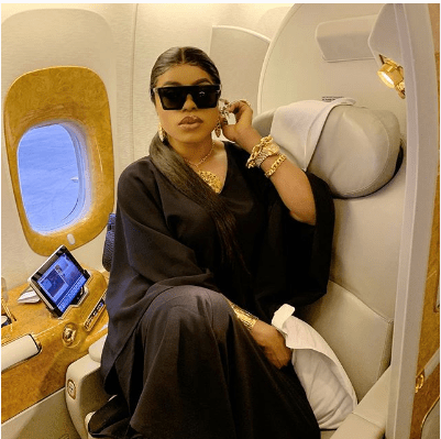 5 Differences Between First Class And Economy Flight, By Bobrisky