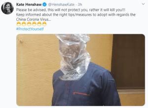 b 29 - Coronavirus: Kate Henshaw Shares Preventive Measures
