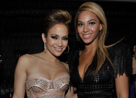 lopez beyonce - Beyonce, Jennifer Lopez, Honour Kobe Bryant With Nail Art (Photo)