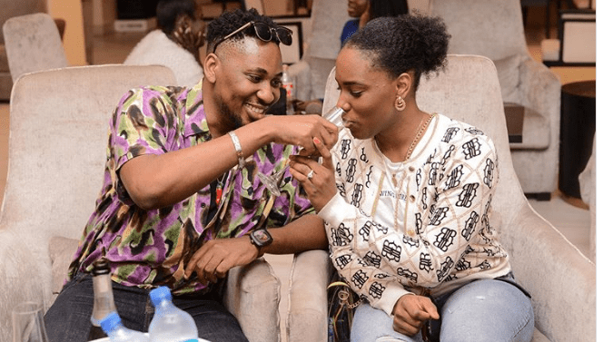Singer Pepenazi Proposes To His Girlfriend (Video)