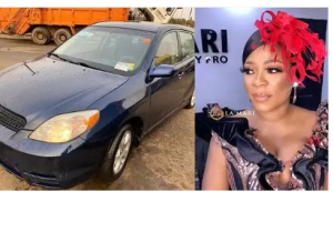 vb 1 - Kunle Afod Buys Brand New Car For His Wife
