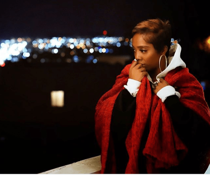 z 8 - Singer, Tiwa Savage Says She Is Suffering From Anxiety Attacks