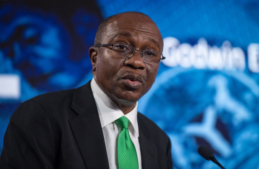 CBN Governor Emefiele Tests Negative For Coronavirus