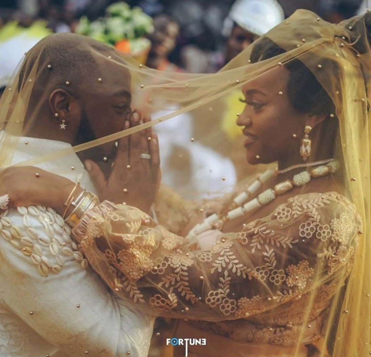 Davido Gives Update On Chioma's Health
