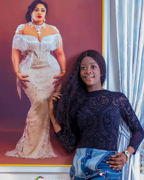 Omoborty Refuses To Allow Her Daughter Open Instagram Account