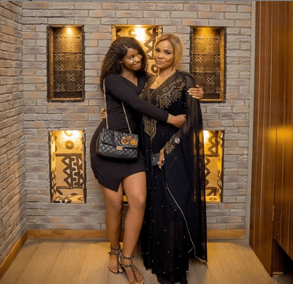 'You Will Be Greater Than Me' – Iyabo Ojo Celebrates Daughter As She Turns 19