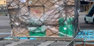 Coronavirus Supplies Donated By Jack Ma Arrive Nigeria