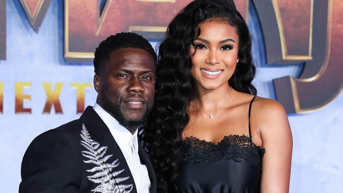 Kevin Hart And Wife Eniko Parrish Expecting Second Child