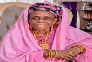 The deceased, Hajia Hawa Bello