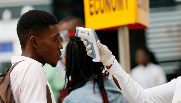 Why Men Are More At Risk Of Contracting Coronavirus Than Girls- Report
