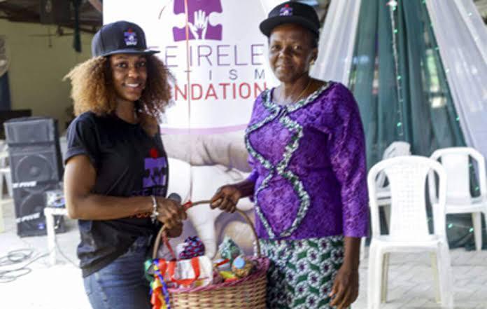 Nollywood Actress Efe Irele Raises Awareness About Autism